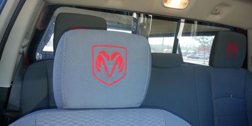 Custom Headrests